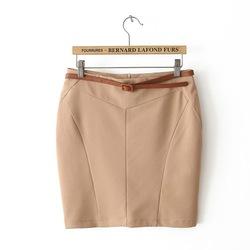 Hot vente 2013 été, fashionquality maigre jupe crayon taille haute féminine's minces. court. jupes de bureau dans de sur Aliexpress.com