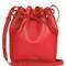 Mini leather bucket bag | mansur gavriel | matchesfashion.com uk
