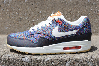 shoes air max 1 air max nike nike running shoes women liberty shoes liberty liberty london baskets sneakers purple blue