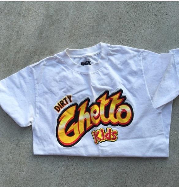 e98c15a7559 shirt dirty ghetto kids zumies pink t-shirt top chips dgk tillys