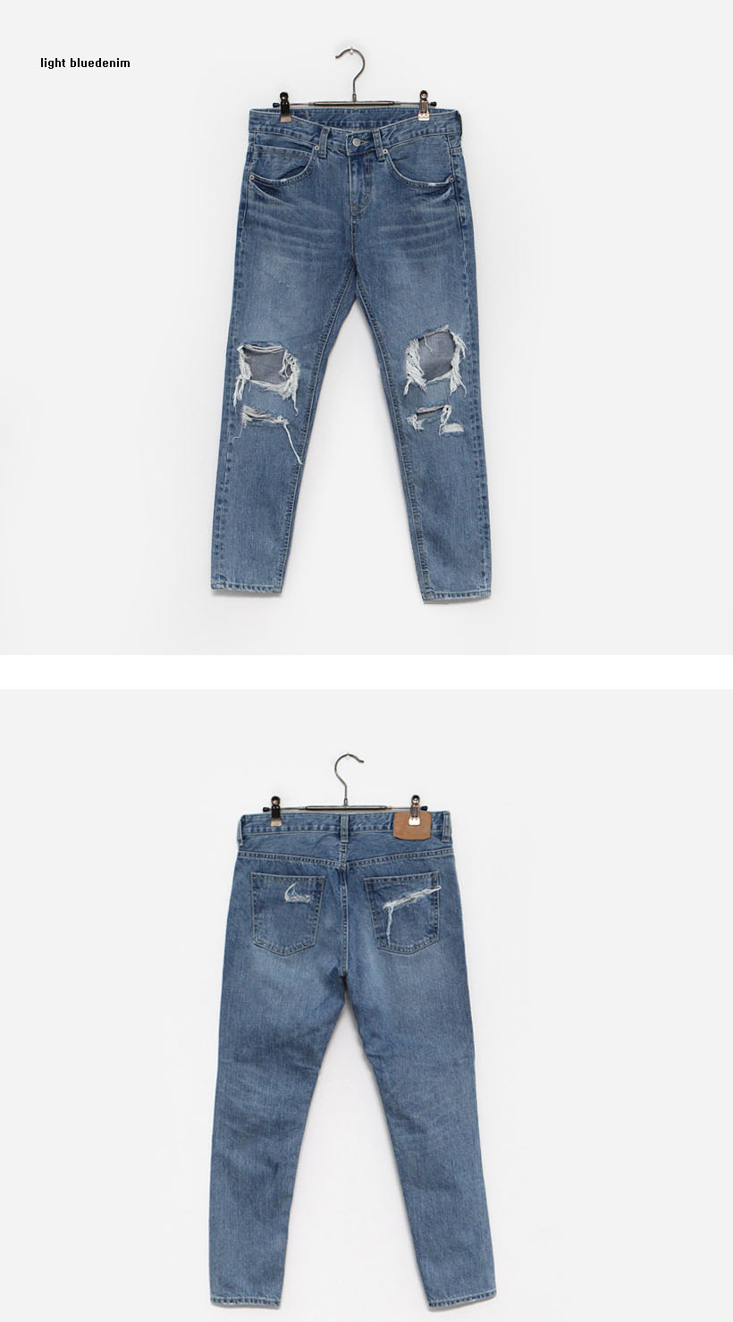 Destroy Vintage Denim