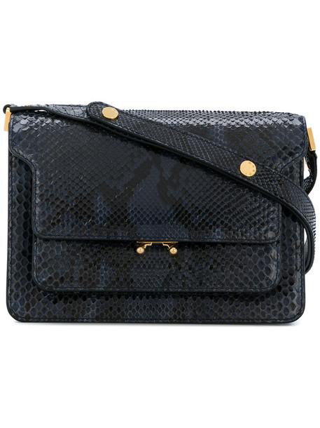 women python bag shoulder bag blue