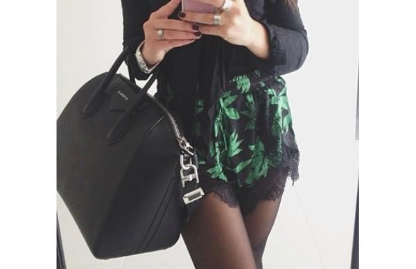 shorts bag
