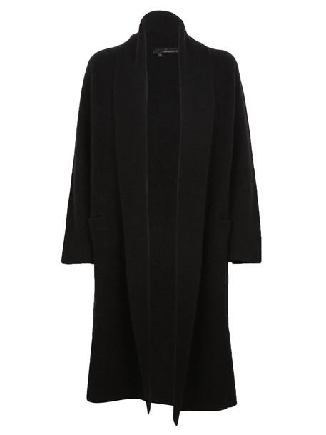 360 Sweater cardigan cardigan black sweater
