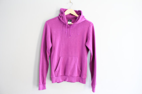 Purple nike sweatshirts for women