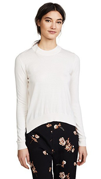 Adam Lippes sweater white