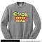 Cool story bro logo sweatshirt