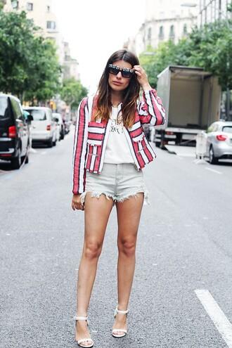 shoes shorts sunglasses shirt jacket dulceida