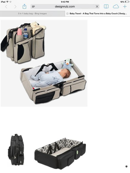 bag quicksmart 3 in 1 bassinet