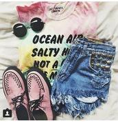t-shirt,perfect,followme!!,follow me babies,shorts,shoes
