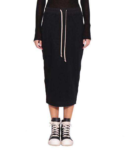 DRKSHDW skirt cotton