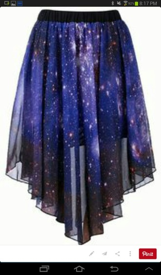 skirt galaxy skirt