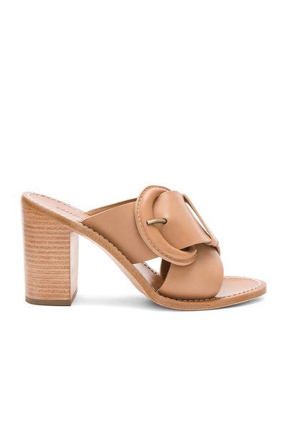 Zimmermann tan shoes