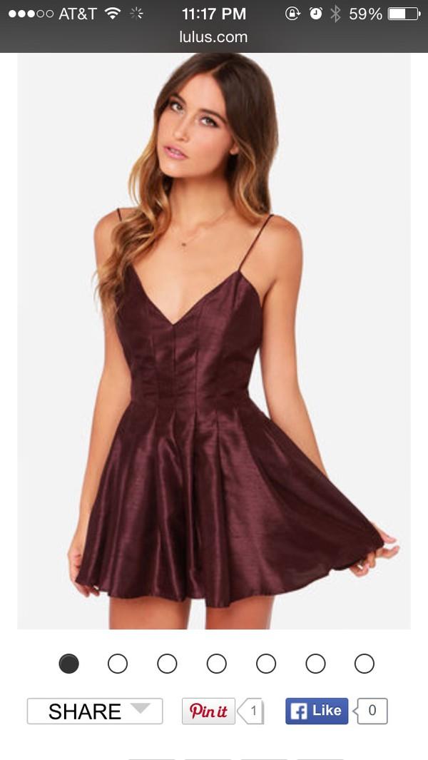 maroon/burgundy romper