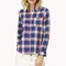 Laid back plaid shirt | forever21 - 2000065267