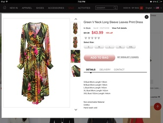dress multi colored floral dress high low dress