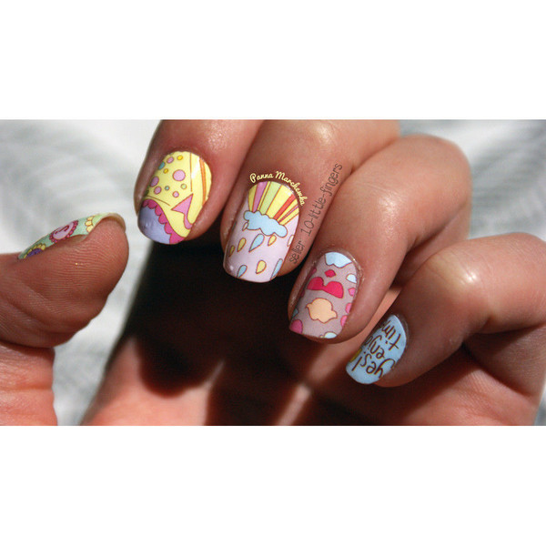 nail accessories nails nail art manicure nail polish pedicure colorful