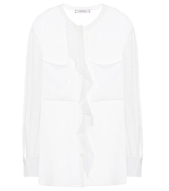 Dorothee Schumacher top silk white