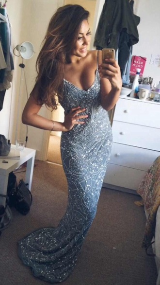 dress beaded gown beaded prom prom dress love gown long prom dress prom gown maxi dress long ball gown dress long dress floor length dress