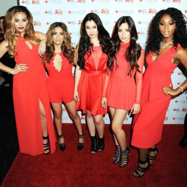 dress Fifth Harmony