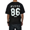 Original 86 short sleeve sweat (black)
