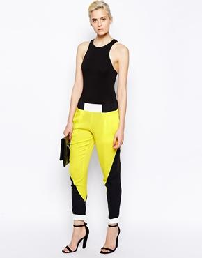 Sass & Bide | Sass & Bide – The Found One – Seidenhose bei ASOS