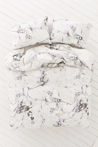 home accessory white marble bedding marble bedroom bedding