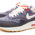 Nike Wmns Air Max 1 ND Lib 528712 400 NSW Running Liberty London Blue Crimson | eBay