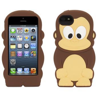 griffin coque kazoo monkey pour iphone 5 etui pour. Black Bedroom Furniture Sets. Home Design Ideas