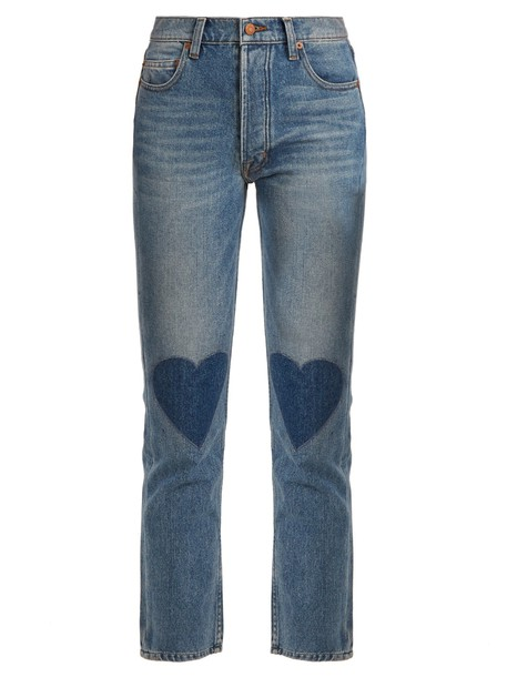 jeans cropped jeans cropped high love denim