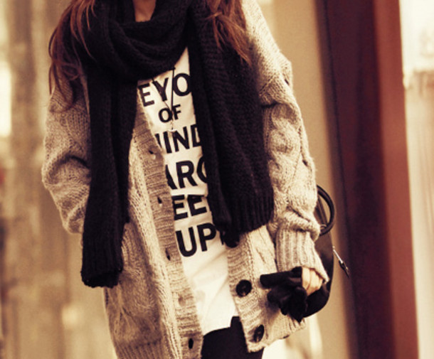 jacket knit cardigan beige