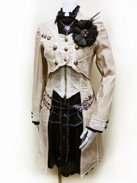 how to make your clothes steampunk