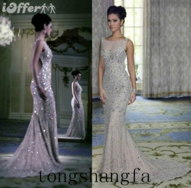 Jeweled Wedding Dresses