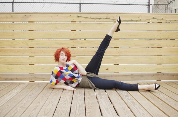 de lune blogger jeans cardigan