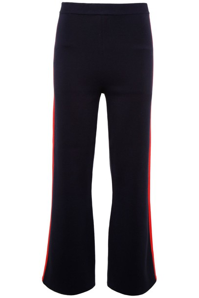 Stella McCartney sailor knit pants