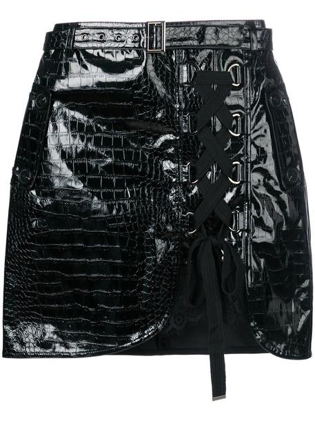 skirt mini skirt mini women black