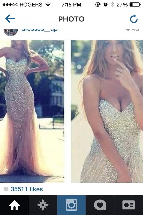 dress pink prom dress glitter dress lace dress ball gown dress prom dress