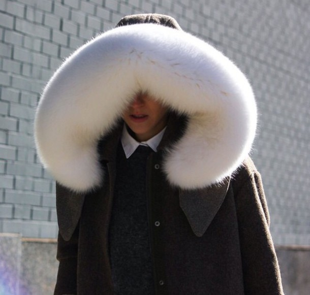 coat white white fur coat white fur white fur coat luxury beautitiful luxury expensiv parka off-white fashion jacket