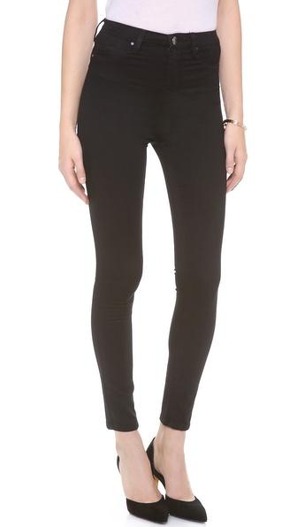 Blank Denim Hi Rise Skinny Jeans | SHOPBOP