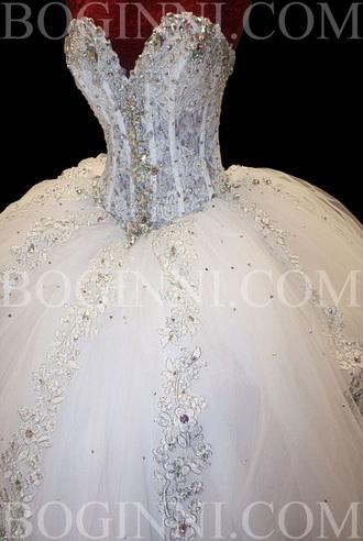 dress wedding dress beaded sparkle dress sleeveless sleeveless dress long dress long sleeveless dress ball gown dress gorgeous beautiful gown