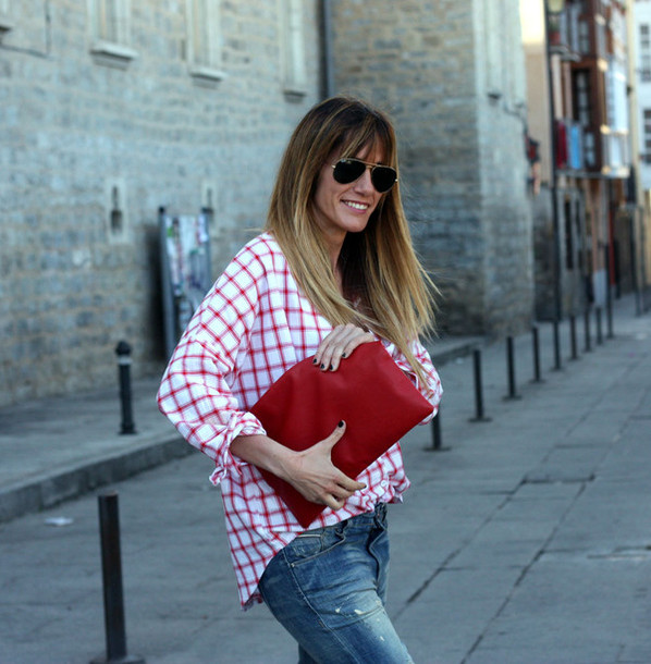 rebel attitude shirt jeans bag shoes