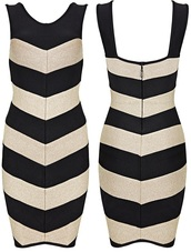dress,dream it wear it,clothes,stripes,striped dress,gold,gold dress,black,black dress,colorblock,colorblock dress,bandage,bandage dress,bodycon,bodycon dress,herve leger,party,party dress,sexy party dresses,sexy,sexy dress,party outfits,summer,summer dress,spring,spring dress,fall outfits,winter outfits,elegant,elegant dress,cocktail,cocktail dress,girly,date outfit,birthday dress,holiday dress,holidays,holiday season