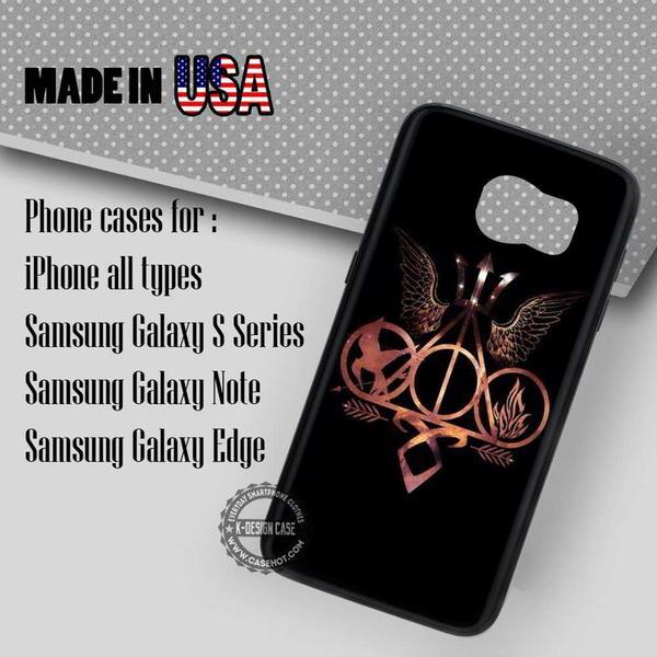 Samsung S7 Case - Famous Symbols - iPhone Case #SamsungS7Case #hp #yn
