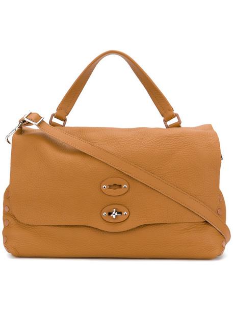 Zanellato women bag shoulder bag leather brown