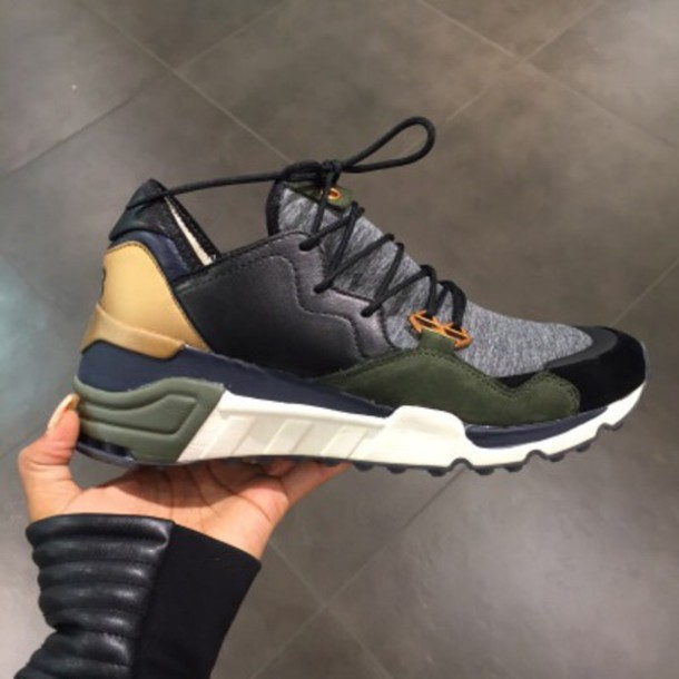 Adidas Tubular Runner Gold Black
