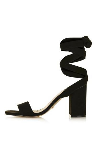 sandals black shoes