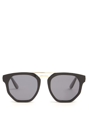 Thunderdome sunglasses | Le Specs | MATCHESFASHION.COM US