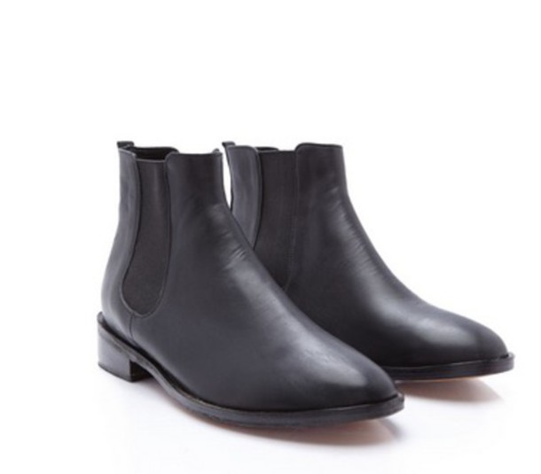 shoes boots american apparel city boots wheretoget