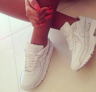 shoes 36 blanc nike air max 90