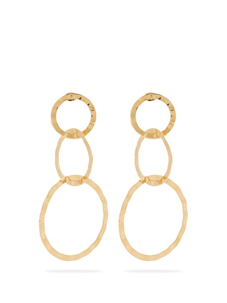 Isabel Marant earrings gold jewels